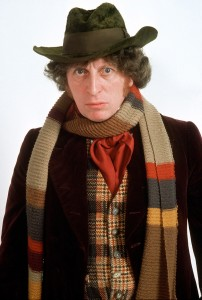 Tom Baker Doctor Who