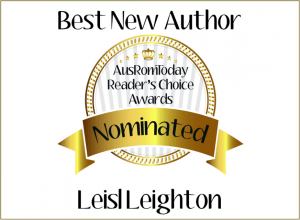 Best New Author AusRom